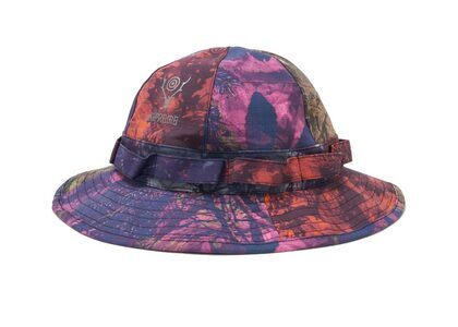 Supreme SOUTH2 WEST8 Jungle Hat Multi (SS21)の写真
