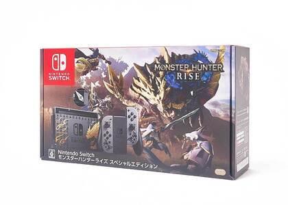 Nintendo Switch モンスターハンターライズ スペシャルエディションの写真