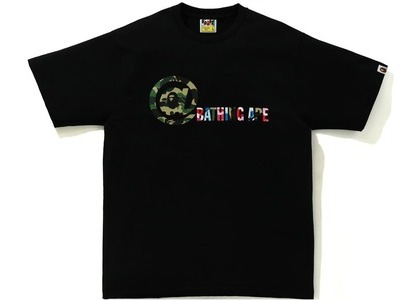 Bape Punctuation 1 Tee Black (SS21)の写真