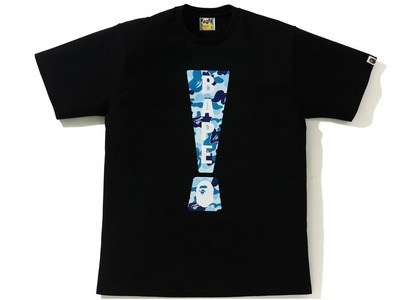 Bape Punctuation 3 Tee Black (SS21)の写真