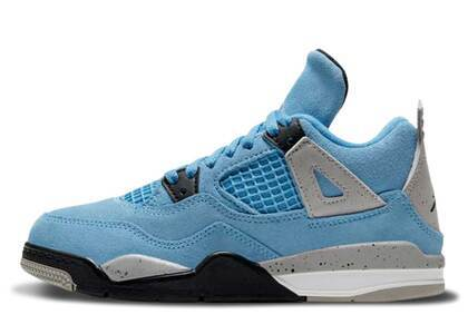 Nike Air Jordan 4 SE University Blue GSの写真