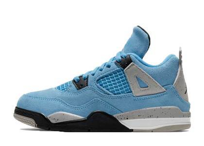 Nike Air Jordan 4 SE University Blue PSの写真
