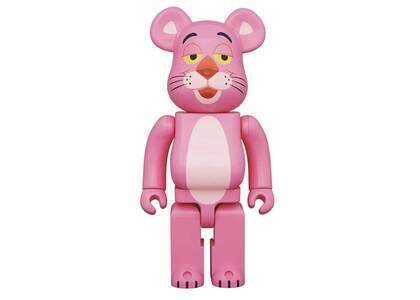 Pink Panther × Be@rbrick 1000%の写真