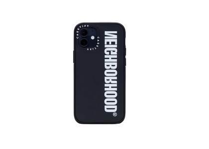 Neighborhood NHCT . CI / P-iPhone Case (12 Mini) Blackの写真