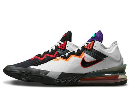 Nike LeBron 18 LOW Air Max Greedyの写真