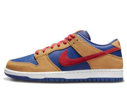 Nike SB Dunk Low Wheat and Purpleの写真