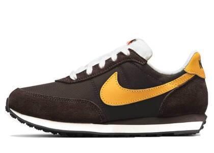 Nike Waffle Trainer 2 Velvet Brown PSの写真