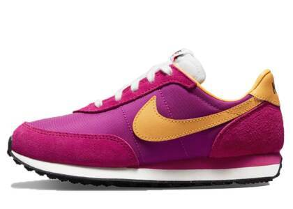Nike Waffle Trainer 2 Fireberry PSの写真