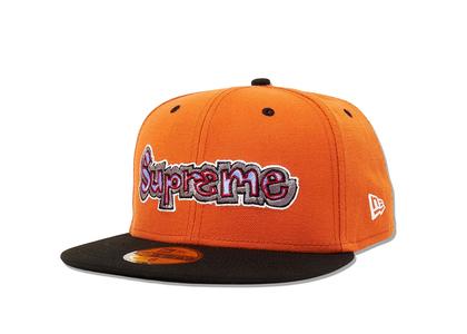 Supreme Gonz Logo New Era Orange (SS21)の写真