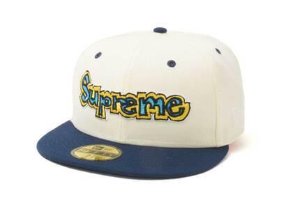 Supreme Gonz Logo New Era White (SS21)の写真