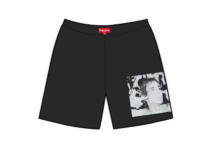 Supreme Iggy Pop Work Short Black (SS21)の写真