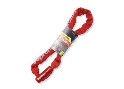 Supreme Kryptonite Integrated Chain Lock Red (SS21)の写真