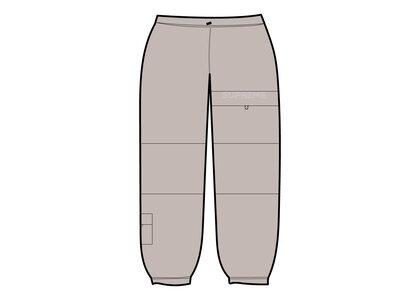 Supreme Cotton Cinch Pant Gray (SS21)の写真