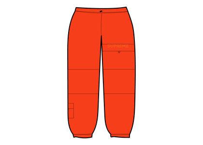 Supreme Cotton Cinch Pant Orange (SS21)の写真