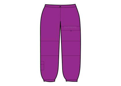 Supreme Cotton Cinch Pant Purple (SS21)の写真