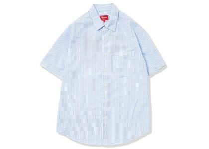 Supreme Iggy Pop S/S Shirt Blue (SS21)の写真