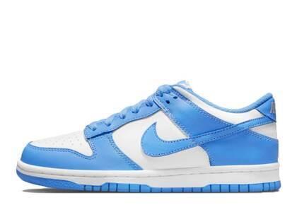 Nike Dunk Low University Blue GSの写真