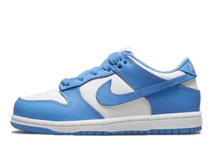 Nike Dunk Low University Blue PSの写真