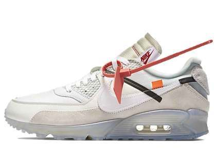 Off-White × Nike The 10 Air Max 90 の写真