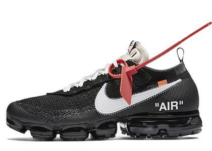Off-White × Nike The 10 Air VaporMax Fkの写真