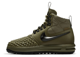 Nike Lunar Force 1 Duckboot Medium Oliveの写真