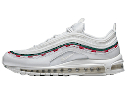 Air Max 97 UNDEFEATED Whiteの写真