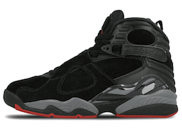 Jordan 8 Retro Black Cementの写真