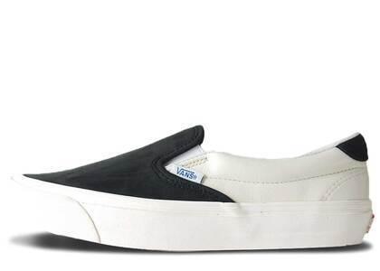 Vans Slip-On 59 Black Marshmallowの写真