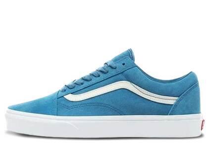 Vans Old Skool Soft Suede Sapphire Blueの写真
