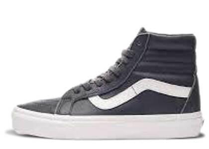 Vans Sk8-Hi Leather Asphaltの写真