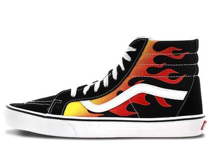 Vans Sk8-Hi Re-Issue Flamesの写真