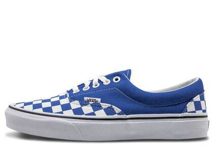 Vans Era Checkerboard Lapis Blueの写真