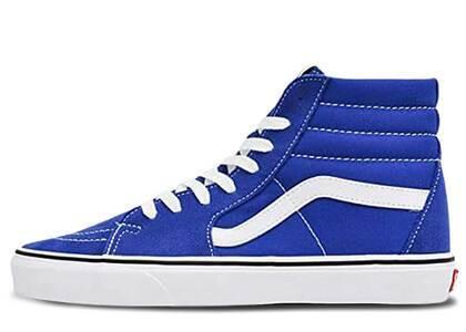 Vans Sk8-Hi Lapis Blueの写真