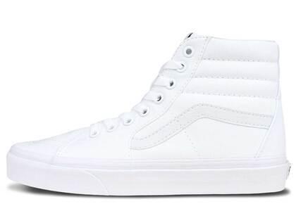 Vans Sk8-Hi True White Leatherの写真