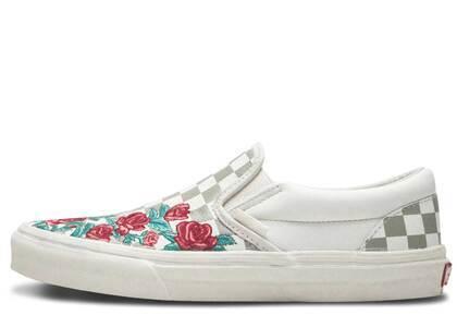 Vans Slip-On Rose Embroideryの写真