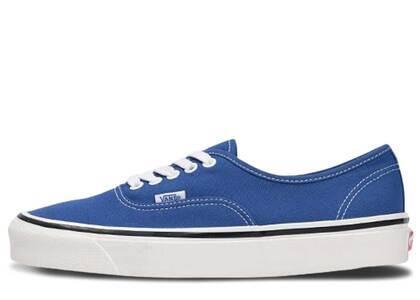 Vans Authentic 44 DX Anaheim Factory Blueの写真