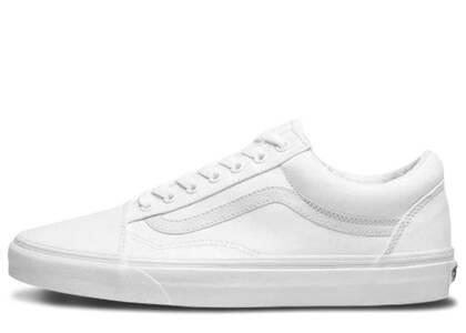 Vans Old Skool True White (2019)の写真