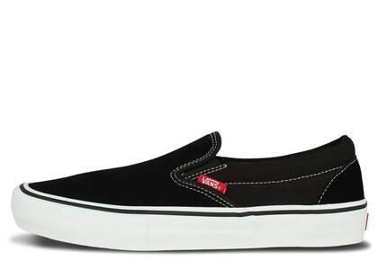 Vans Slip-On Pro Black White Gumの写真