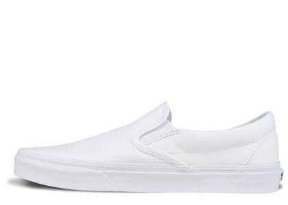 Vans Slip-On True Whiteの写真
