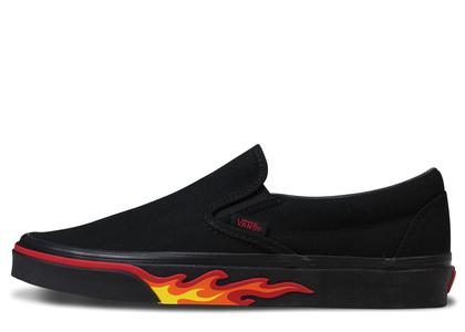 Vans Slip-On Flame Wallの写真