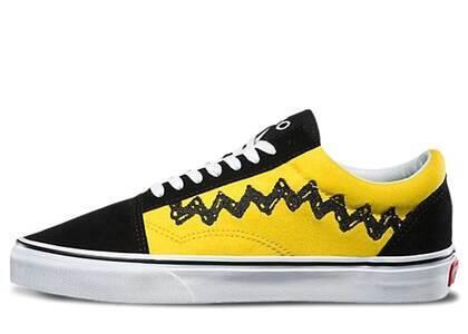 Vans Old Skool Peanuts Charlie Brownの写真