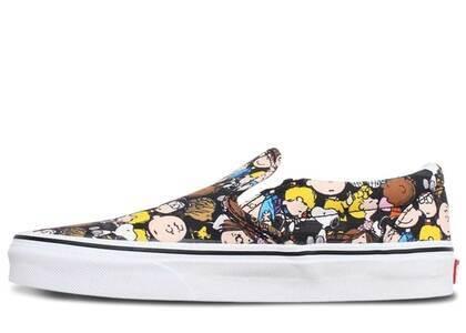 Vans Slip-On Peanuts the Gangの写真