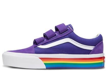 Vans Old Skool V Platform Rainbow Pride (2019)の写真