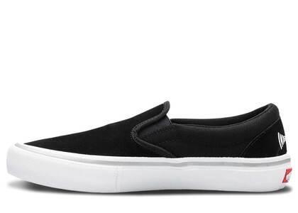Vans Slip-On Independent Black Whiteの写真