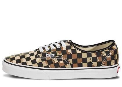 Vans Authentic Desert Camo Checkerboardの写真