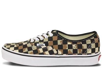 Vans Slip-On Desert Camo Checkerboardの写真