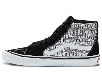 Vans Sk8-Hi Baker Skateboardsの写真