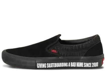 Vans Slip-On Baker Skateboardsの写真