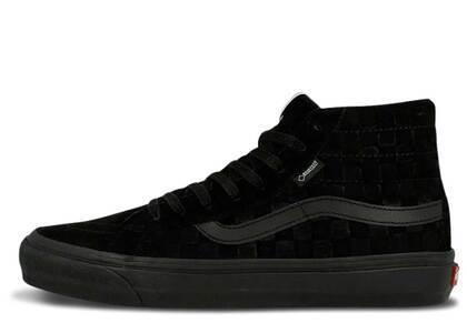 Vans Sk8-Hi GTX Black Checkerboardの写真