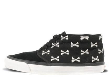 Vans Chukka Boot WTAPS Black Crossbonesの写真